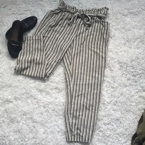 Zara pull on peg pant